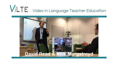 Using video in teacher training