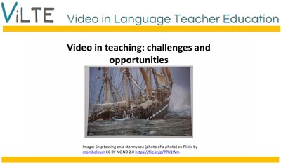 Remix RIP and Video in language teaching