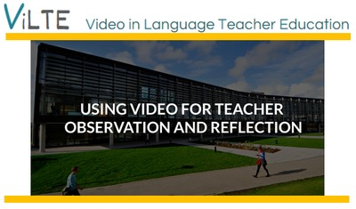 Using video for teacher observation and reflection
