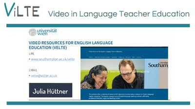 Video resources for language teacher education